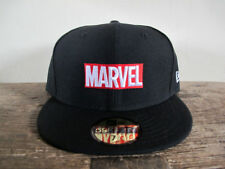 MARVEL x NEW ERA 59FIFTY Fitted Cap sz 7 1/2 hat infinity war x-men thanos rare