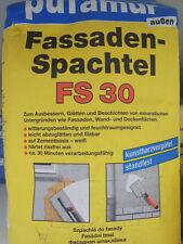 Pufas Pufamur außen Fassaden-Spachtel FS 30 25kg Fassadenspachtel Außenspachtel
