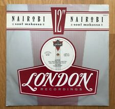 "Nairobi - Soul Makossa (12"", Single) Very Good Condition"