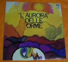 """splat disc """"UNICO"""" LE ORME L'Aurora Delle Orme 12"""" """"Ristampa"""" Car Juke Box"""