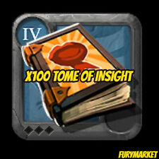 *x100 TOME OF INSIGHT ALBION ONLINE*