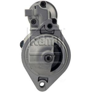 Remanufactured Starter  Remy  17200
