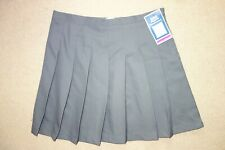 Girls AMBER SCHOOL SKIRT-BANNER-Hard wearing Pull-on sturdy Fit elasticated back