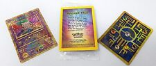 Ancient Mew Pokemon Card Promo Movie Factory Sealed New Double Holo Foil Rare