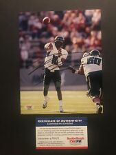 Dennis Dixon Hot! signed autographed Oregon Ducks 8x10 Photo PSA/DNA cert
