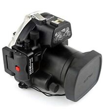 Polaroid SLR Dive Rated Underwater Housing Case For Canon EOS M II 18-55mm