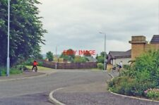 PHOTO  1997 SITE OF DOUNE RAILWAY STATION A TOTALLY UNINTERESTING VIEW EASTWARD