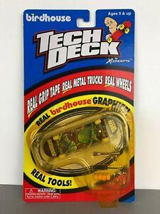 TECH DECK BY X-CONCEPTS Steve Berra Real Birdhouse Graphics Skateboard Item 3483