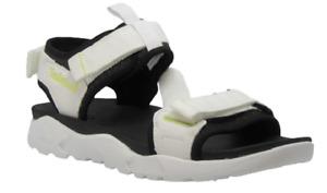 Mens Timberland White Strap sandals Size UK 8.5 Summer Holiday EUR 43 Summer