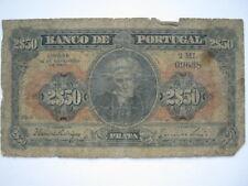 Portugal 2 Escudos 50 Centavos 19-11-1925 KM#127 Poor