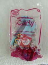 Nickelodeon iCarly Customizable Dog #6 2010 McDonalds Happy Meal Toy NIP