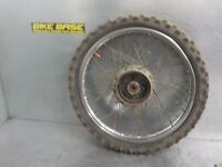 Brake Shoes with Springs Grooved EBC Rear h304g HONDA CG 125 manufactured 2001