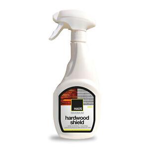 Haus Hardwood Shield floor & deck protection waterproofs teak garden furniture