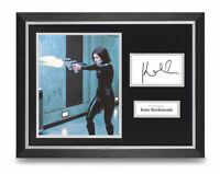 Kate Beckinsale Signed 16x12 Framed Photo Display Underworld Autograph + COA