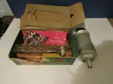 Vtg Mirro Cookie & Pastry Press Complete and in Original Box
