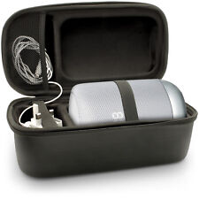 Black EVA Carrying Hard Case for Sony LF-S50G Speaker Travel Protective Pouch