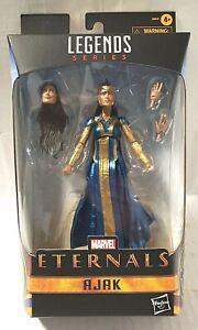"""Hasbro Marvel Legends Eternals Ajak 6"""" Action Figure Walmart Exclusive MCU Movie"""