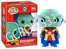 DC Comics - Martian Manhunter #399 SDCC 2021 Funko Pop Vinyl New PREORDER
