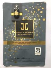 Skin Brightening Treatment Serum Korea Face Mask sheet Gold Snow Black(1sheet)
