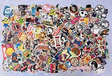 Hot 200PCS Decal Graffiti Sticker Bomb laptop Waterproof Stickers Skate mix lot
