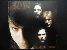 Danzig – Danzig II - Lucifuge RARE JAPANESE CD 1990 Misfits Samhain