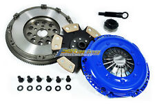 FX STAGE 4 CLUTCH KIT+RACE LIGHT FLYWHEEL 97-00 AUDI A4 QUATTRO VW PASSAT 1.8T