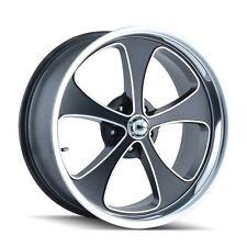 "CPP Ridler style 645 Wheels Rims, 18x8"", 5x5.5"", DODGE RAM 1500 2WD"