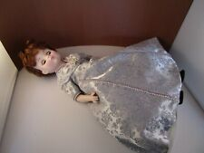 Vintage Madame Alexander Doll First Lady Mary McElroy
