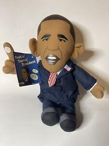 "Big Mouth Toys - President Obama 12"" Talking Plush Doll"