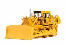 Caterpillar D9H Dozer w/ Blade Metal Tracks CCM 1:48 Scale Diecast Model New!