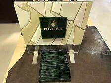 Rolex watch display genuine 100%