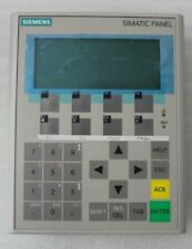 Siemens 6AV66410BA110AX1 Simatic HM Operator Panel Op77a Display