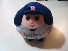 TY Beanie Baby Ballz Boston Red Sox
