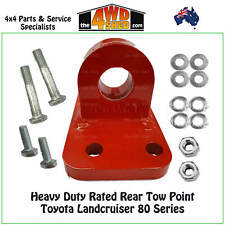 Superior Engineering HD Rated REAR Tow Point fit Toyota Landcruiser 80 Series