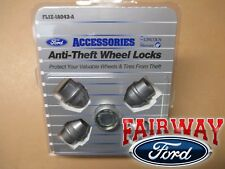 15 thru 18 F150 OEM Genuine Ford Locking Lug Nut KIt Wheel Locks Non-Exposed NEW