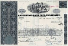 Eastern Gas and Fuel Associates, Massachusetts, 1975 (1.000 Shares)