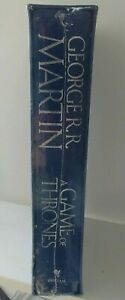 A Game of Thrones George R R Martin (SLIPCASE ED)