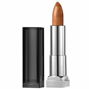 Maybelline Color Sensational Lipstick Metallic   Pure Gold 10  