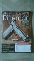 American Rifleman Magazine December 2018 Oldest Largest Firearm Authority NRA...