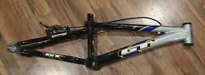 "GT Power Series Pro BMX 20"" Racing Frame & complete back brake, race specific"