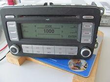 Radio VW Golf RCD500 RCD 500 Modell 2007 3C0035195B