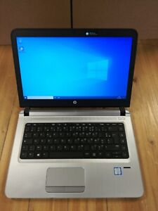 Ordinateur Portable HP Probook 440 G3 i5-6200U 2.30GHz 4Go 500Go Win10