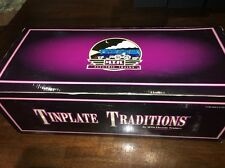 MTH 213 Series Std. Gauge Cattle Car - Tinplate New In Box