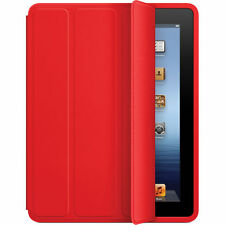 Apple® - Smart Case for iPad® 2nd 3rd, & 4th Gen Red PD579LL/A / MD579LL/A *NEW*