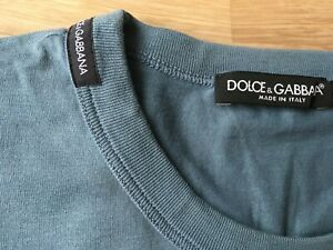 NEW DOLCE & GABBANA T-Shirt Size S