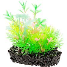 Penn Plax Aqua Glow-Pods Fish Aquarium Plant Bamboo Leaf Garden X-SMALL AJPG44
