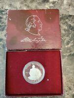 1982 george washington silver half dollar proof