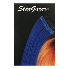 extensión de pelo una sola pieza clip Cuidado Stargazer Cosméticos subrayar Azul