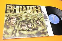 Phluph LP Same Debut Album Orig USA 1968 NM Psych Shrink Cover Toooooppppp