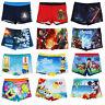 Boys Swimming Trunks Shorts Star Wars Minions Paw Patrol Age 2 3 4 5 6 7 8 9 10
